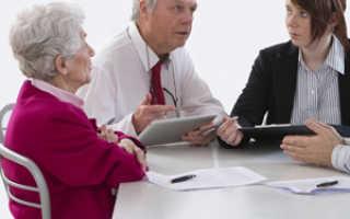 Наследование права требования долга
