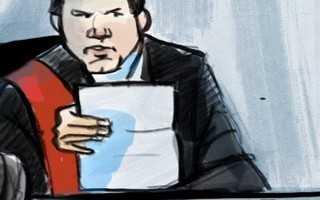 Прения сторон в арбитражном процессе: образец