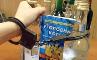 Реализация алкоголя без лицензии: ответственность