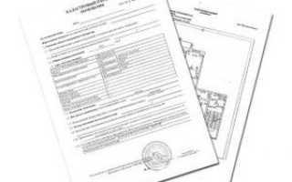 Техпаспорт и кадастровый паспорт отличия