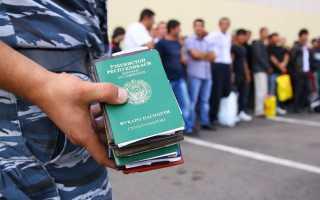 Нарушение паспортного режима: ответственность