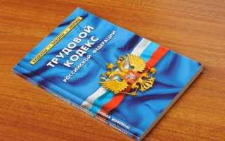 Виды времени отдыха по ТК РФ