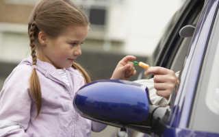 Административная ответственность родителей за ненадлежащее воспитание детей