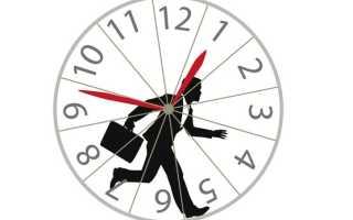Режим неполного рабочего времени по инициативе работодателя