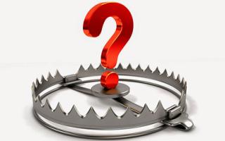 Наводящие вопросы в уголовном процессе