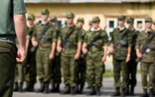 Материальная ответственность военнослужащих по призыву