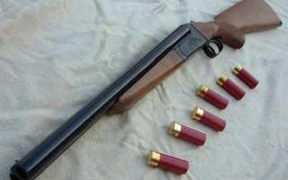 Ответственность за незаконное хранение гладкоствольного оружия